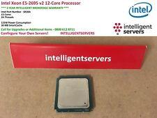 Intel Xeon E5-2695v2 12-Processeur Core 2.40GHz * SR1BA *