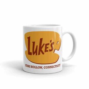 Luke's Diner Gilmore Girls Inspired Ceramic Mug