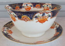 bol sous tasse porcelaine anglaise Montrose Alon china bowl