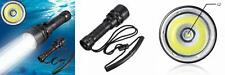 Goldengulf Cree XM-L2 Led Scuba Diving Flashlight Torch Underwater 100M...
