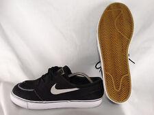 best service d7f72 be552 Nike SB Zoom Stefan Janoski Canvas Sneaker 615957-028 schwarz-weiß EU 46 US