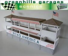 Greenhills Scalextric Slot Car Building Road America Pagoda Kit 1:32 Scale - ...