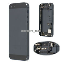 Housing Back Battery Full Complete Door Cover Case + Frame Assembly For iPhone 5