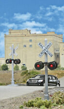 Walthers (HO) 949-4333 Crossing Signal Flashers (Working Lights) 2-Pack - NIB