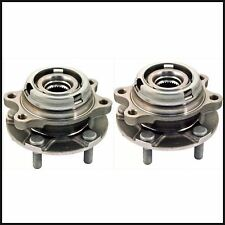 2 FRONT WHEEL HUB BEARING ASSEMBLY FOR NISSAN MURANO/ QUEST (2003-09) FAST SHIP