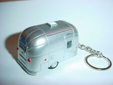 NEW 3D AIRSTREAM CAMPER TRAILER CUSTOM KEYCHAIN keyring SLEEPER CAMPING FUN!