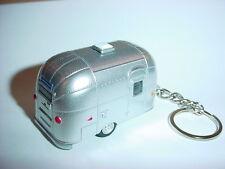 NEW 3D AIRSTREAM CAMPER TRAILER CUSTOM KEYCHAIN keyring SLEEPER CAMPING FUN!