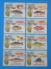 2017  Allen & Ginter . Complete set . SPORT FISH & FISHING LURES . 20 cards