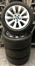4 BMW Winterräder Styling 244 225/50 R17 94W M+S BMW 5er E60 E61 6777347 TOP BMW