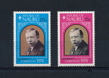 Nauru 118-9 MNH, Christmas 1974