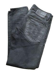 G-STAR RAW Men's New Arc Zip 3D Jeans Black W32 L32