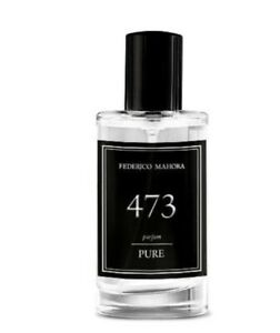 Federico Mahora FM 473 Pure Collection After Shave for Men 50ml
