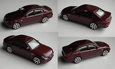 Bburago - BMW 545i bordeauxmet. 1:43 Modellauto