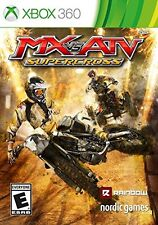 Mx vs ATV: Supercross  Xbox 360  Great Game for your child Boys Girls  NEW Brand