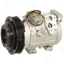 New Four Seasons (or Equivalent) A/C Aftermarket Compressor and clutch 98307