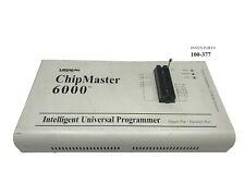 Logical Device CM 6000 ChipMaster 6000 Intelligent Universal Programmer *used