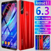 X27/X27 Plus Unlocked SmartPhone 5.0/5.7'' Android 8.0 HD Dual SIM Mobile Phone