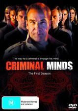 Criminal Minds : Season 1 (DVD, 2007, 6-Disc Set) BRAND NEW SEALED
