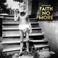 Faith No More Sol Invictus Vinyl Record Nuevo Sellado Descarga Gratis UK Post desde el Reino Unido
