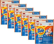 Tide PODS HE Turbo Laundry Detergent Pacs Original Scent Total 186 count NEW
