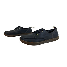 GENUINE TED BOUNCING SOLES Mens Shoes Size UK 9 EU 43 Black Leather Shoes