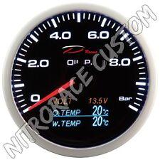 DEPO RACING  – MANOMETRO 4 IN 1  (WA60274B)