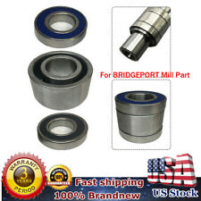 R8 Spindle Bearings Assembly For Bridgeport Turret Milling Machines Metal