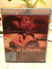 The Dreamers (Die Traumer) Blu ray. German Edition. Region Free. Eva Green.