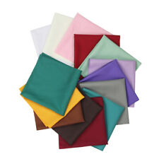 "20*20"" Table Napkins Dinner Cloth Napkins Polyester Hotel Wedding Party Supply"