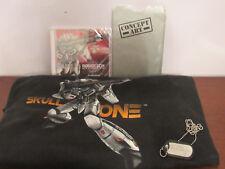 Robotech: Battlecry Limited Edition Items (Soundtrack, Dog Tags, Art, T-Shirt)