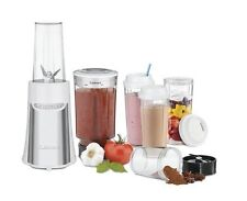 Cuisinart SmartPower 15Pc Compact Portable Blender Chopper Kitchen Home Bpafree
