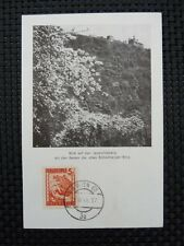 AUSTRIA MK 1948 839 BURG BABENBERG MAXIMUMKARTE CARTE MAXIMUM CARD MC CM a7274