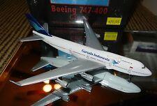 Herpa 500630 Garuda Indonesia Airlines Boeing 747-400 1:500 Scale Diecast Mint