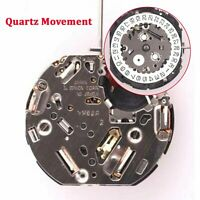 For YM62A Replace 7T62A Quartz Movement Date At 3' Watch Repair Part Accessories