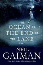 The Ocean at the End of the Lane by Neil Gaiman 2013, HC DJ 1st Edition