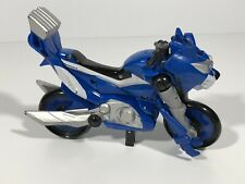 Bandai Power Rangers Jungle Fury Blue Jaguar Battle Bike MMPR