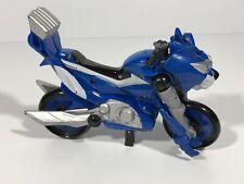Bandai Power Rangers Jungle Fury Blue Jaguar Battle Bike MMPR
