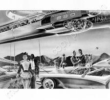Ford Zukunftsstudie 🚀 21st Century 🛸 1957 ⭐️ Rarität! ⭐️ Future Vision Jetsons