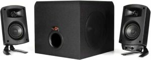 New Klipsch ProMedia 2.1 THX Premium Computer Speaker System