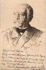 21917/  AK, Künstler Radierung Nr. 12, Bismarck, 1900