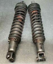 Nice OEM 1982 Suzuki GS750E GS 750E Rear Shocks OEM Used