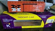 K-Line S Scale K511-003 NEW HAVEN BOX CAR  #24036 Estate Lot # 205