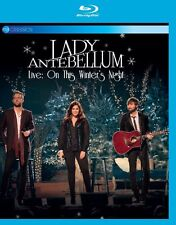 Lady Antebellum - On This Winter's Night LIVE * Blu-ray wie NEU in Folie !!!