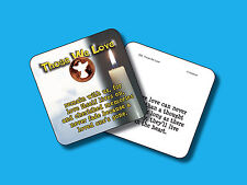 """""""Those We Love"""" - Poem / 1 Angel Coin / Genuine US Coin-Carded Penny - sku# 650"""