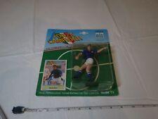 Forza Campioni Nicola Berti soccer football action figure card RARE Kenner NOS