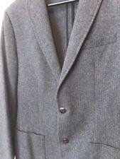 TRUSSARDI Grigio Giacca RRP £ 260 UK 36 Blazer Cappotto Smart Trusardi trusarrdi
