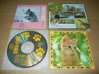 Adventures Of Chatran Ryuichi Sakamoto YMO 1986 OST Japan CD