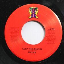 Rock 45 Kayak - Keep The Change / Ivory Dance On Janus