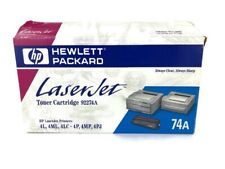 HP 92274A 74A LaserJet Toner Cartridge for 4L 4ML 4P 4MP Original Open Box