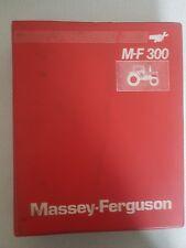 Massey 300 Series 350 355 360 365 375 383 390 398 399 Workshop Manual 1856558M3